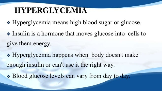 hyperglycemia, Skeleton