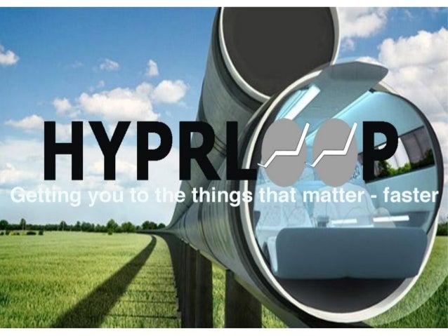 Hyperloop Presentation - Babbitt