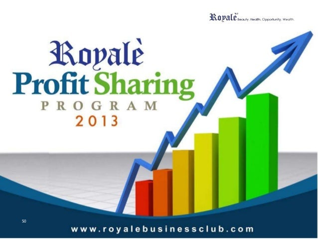 Royale business presentation hyper plantar