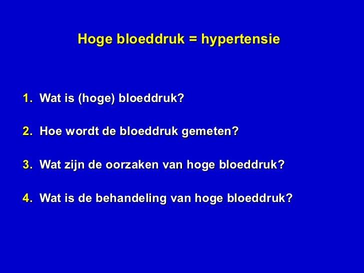 Hypertensie Zout Wassenaar12