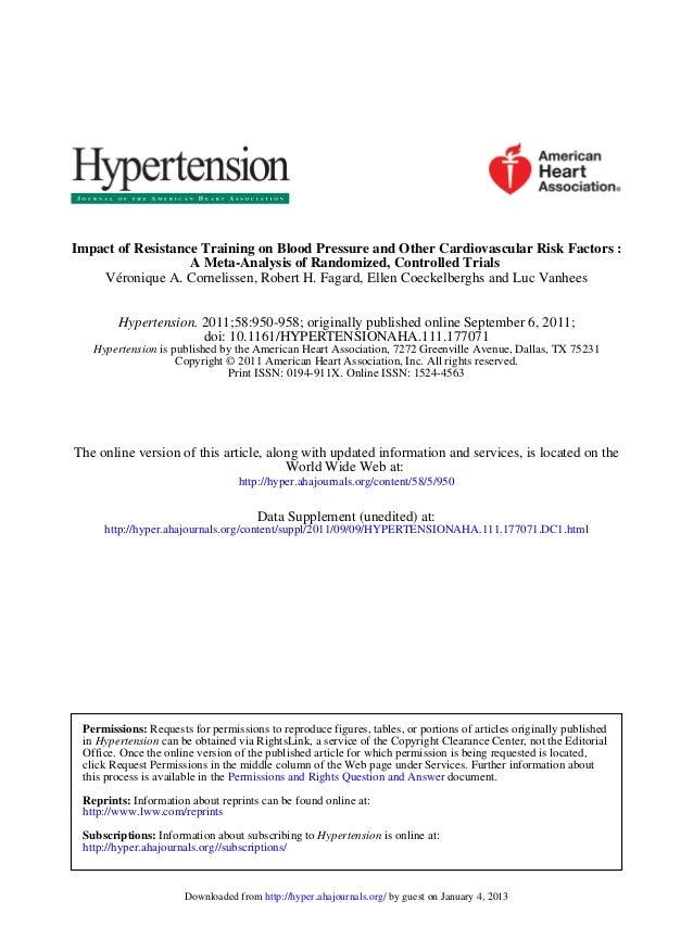 Hypertension 2011-cornelissen-&col