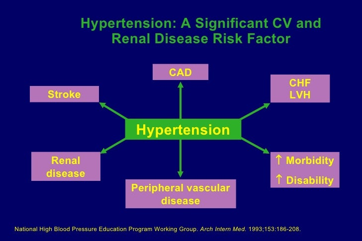 Hypertension New Concepts Guidelines And Clinical Management Hyp