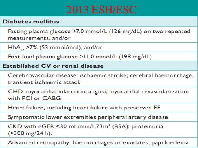 BP thresholds for drug treatment*  General population (including CKD) (CHEP 2011**)  140/90  Very elderly (>80) (CHEP 2013...