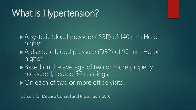 hypertension in young adults pdf