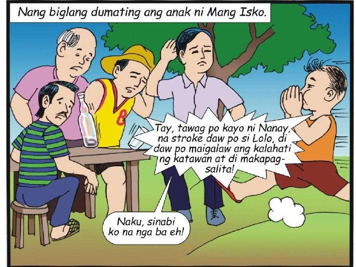 tagalog komiks Social issues essays: themes of filipino komiks short stories: a content analysis themes of filipino komiks short stories: a content analysis themes of filipino.
