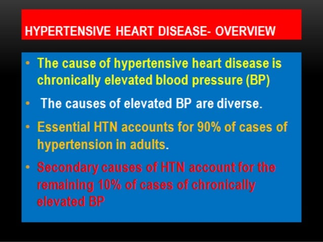 EPIDEMIOLOGY - HHDSystolic BP increases with age.The prevalence of HTN is higher in men than inwomen , but the rate is hig...