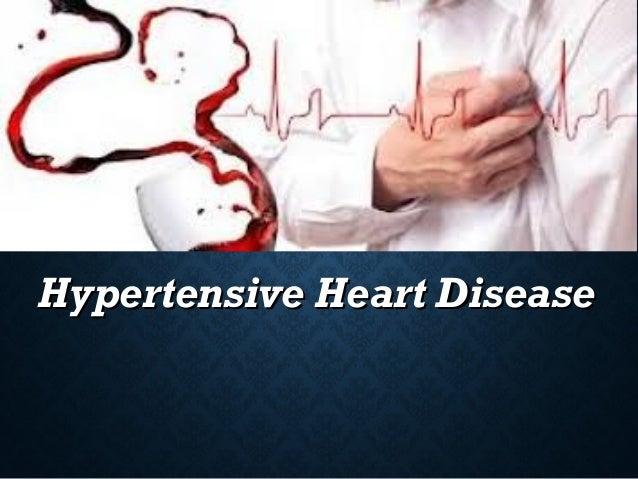Hypertensive Heart DiseaseHypertensive Heart Disease