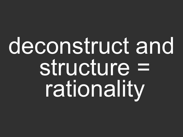 the sad truth     about  structured     data :