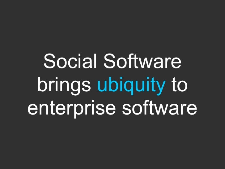 Software by people for people  Flows of Tacit Knowledge       Scaling system          Simplicity           Servant        ...