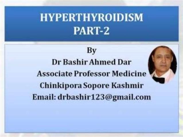 """By Dr Bashir Ahmed Dar  Associate Professor Medicine 5""""} Chin ki pom Sopore Kashmir  Email:  drbashir123@gmail. com  4"""