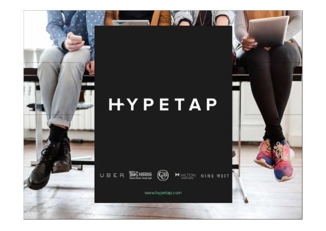 Brand banner U S E D BY www.hypetap.com