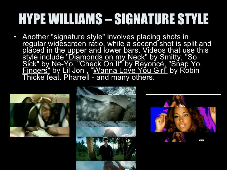 Hype Williams Graffiti