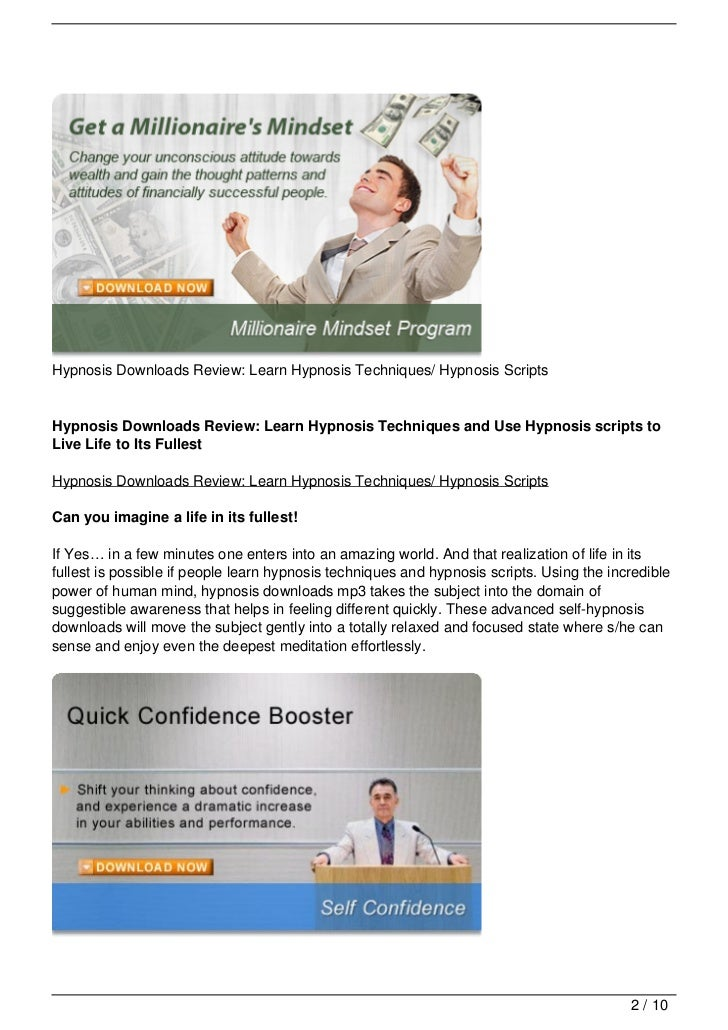 hypnosis techniques Covert hypnosis is an attempt to communicate with another person's unconscious mind without informing the subject that they will be hypnotized  the segment explains how he teaches real-estate agents these techniques to use on unsuspecting buyers of property in fiction.