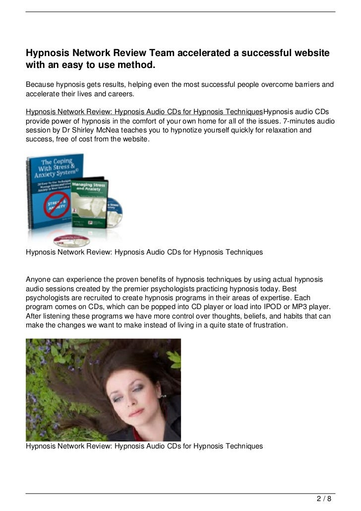 Learn to hypnotize people lose weight