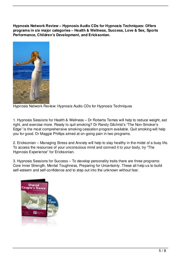 hypnosis techniques Free download conversational hypnosis pdf, this free pdf book includes all techniques needed to master the power of conversational hypnosis techniques and target's.