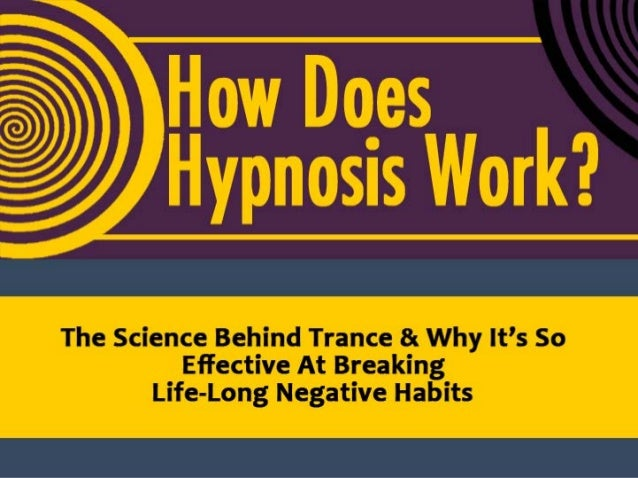 How Hypnosis Works