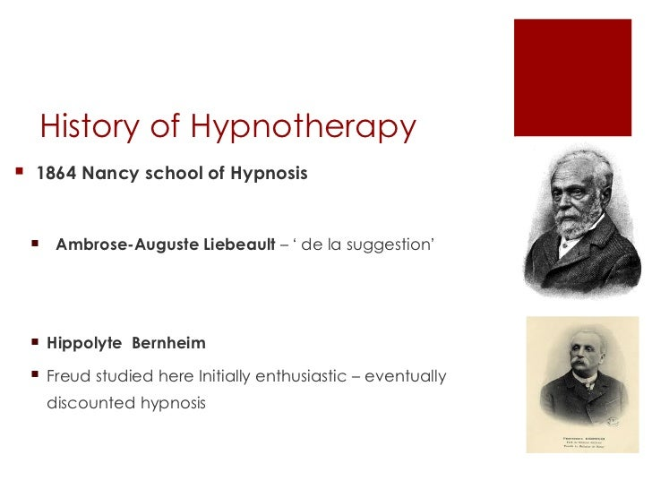 A History of Hypnosis: from Ancient Times to Modern Psychology