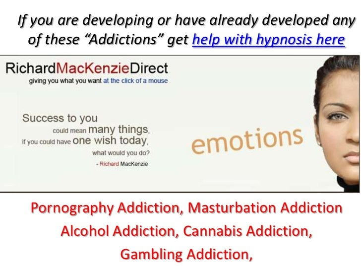 Hypnotherapy Cure For Addiction, Sex Addiction, Alcohol Addiction, Po…