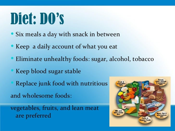 Hypoglycemia What Foods To Eat