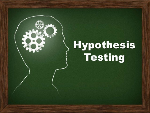 Hypothesis Testing: Hypotheses PowerPoint Presentation, PPT - DocSlides