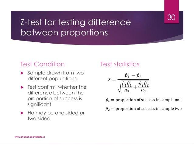 Hypothesis testing; z test, t-test. f-test
