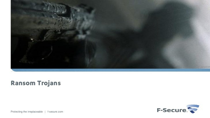 Governmental AttacksProtecting the irreplaceable   f-secure.com