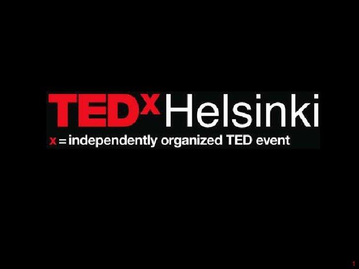 TEDxHelsinkiMikko Hypponen                 1
