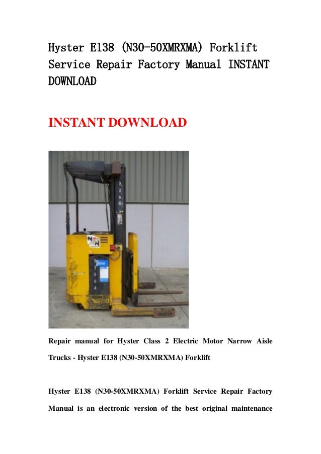 wiring diagrams u2022 rh idijournal forklift 50  hyster h 50 parts  manual daily instruction s