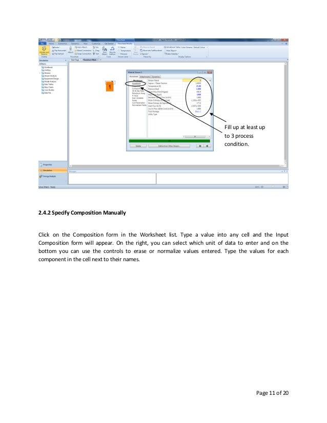 Hysys v8 manual process manual pb187 array baijan savalan hysys v8 0 rh slideshare net fandeluxe Image collections