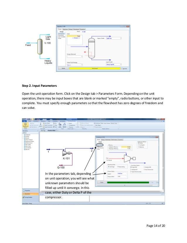 Hysys v8 manual 54 array baijan savalan hysys v8 0 rh slideshare net fandeluxe Image collections
