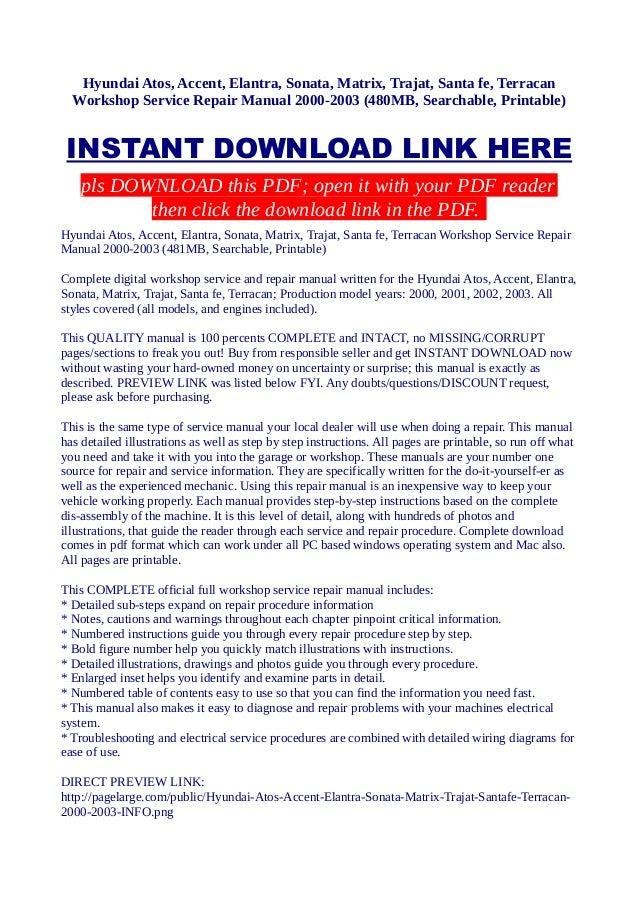 hyundai excel x3 repair manual ebook rh hyundai excel x3 repair manual ebook letignet org  hyundai excel x3 workshop manual pdf