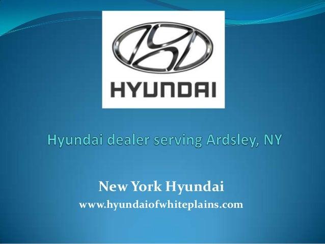 New York Hyundai www.hyundaiofwhiteplains.com