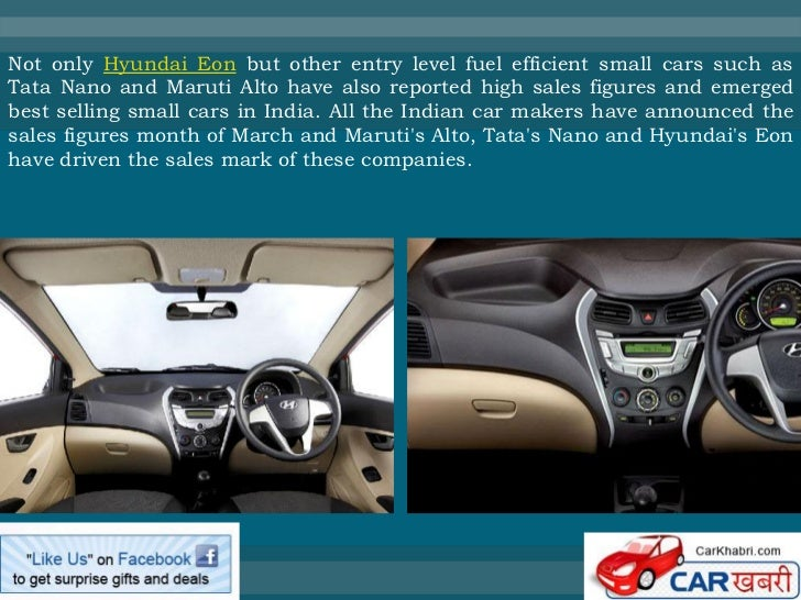 Demand and supply of small cars in india