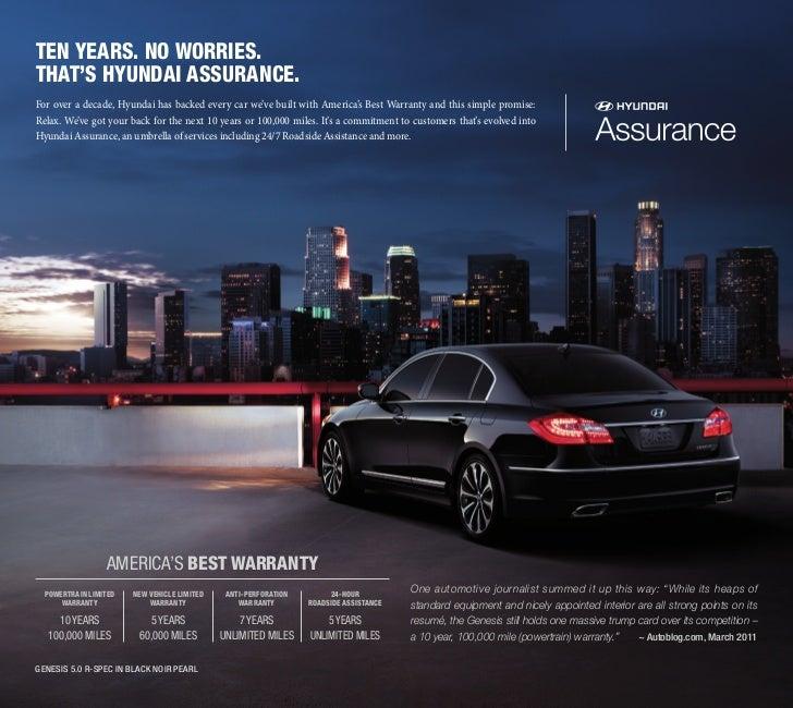 Hyundai Genesis Car Brochures - White Plains, New York, Yonkers, Bron…