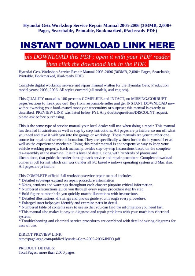 hyundai getz workshop service repair manual 2005 2006 303 mb 2000 pages searchable printable bookmarked ipadready pdf 1 638?cb=1359425182 hyundai getz workshop service repair manual 2005 2006 (303 mb, 2,000 hyundai getz wiring diagram pdf at crackthecode.co