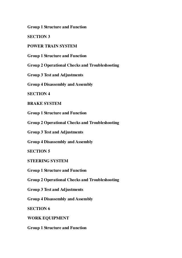 Hyundai hl730 3 wheel loader service repair workshop manual download Slide 2