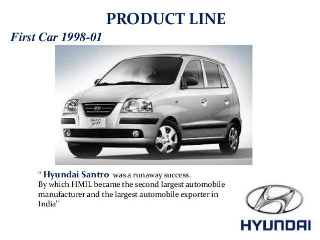 Hyundai india ltd