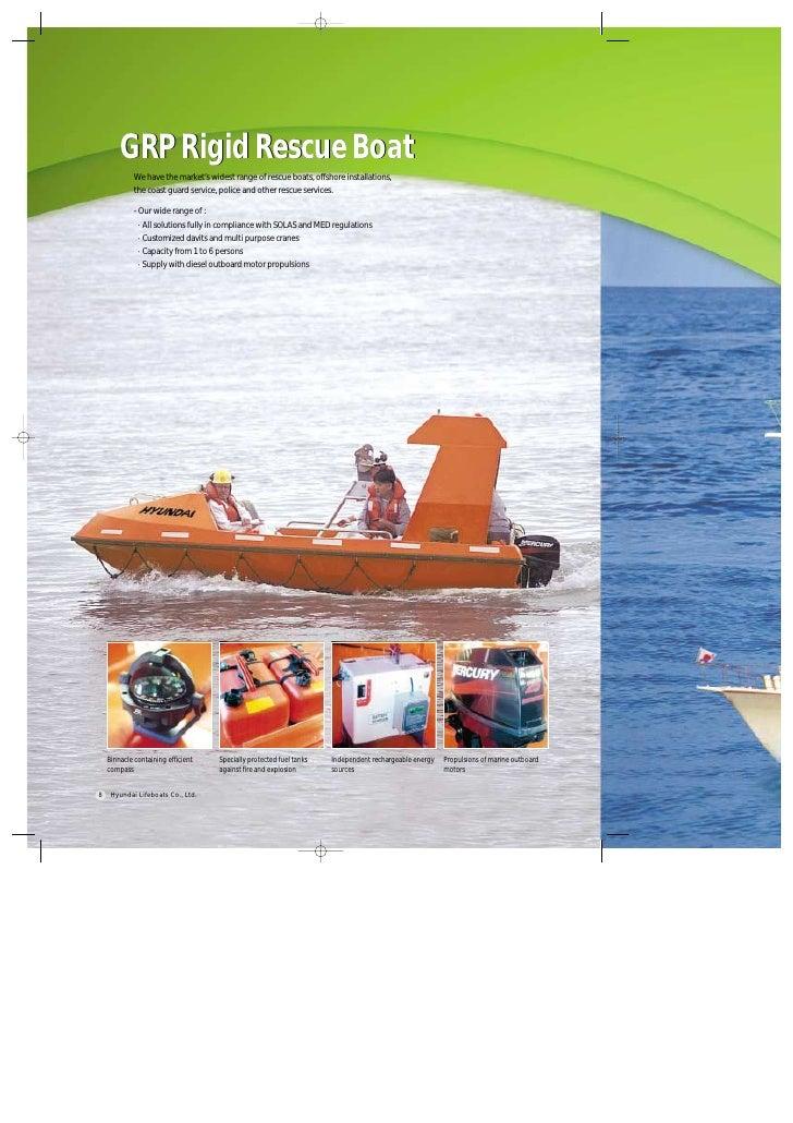 Hyundai Lifeboat Brochure