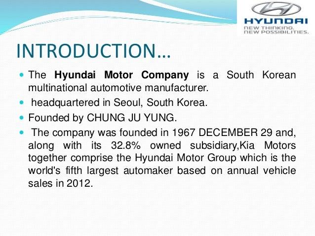 Sriperumbudur hyundai motor company for Hyundai motor company usa