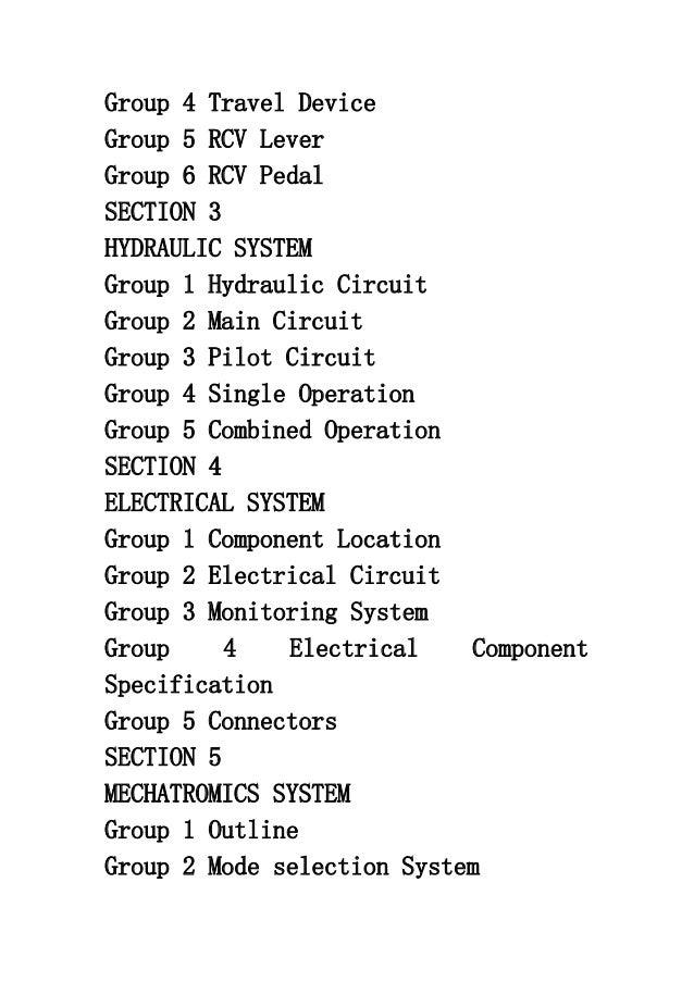 hyundai r360lc 7a crawler excavator service repair manual download