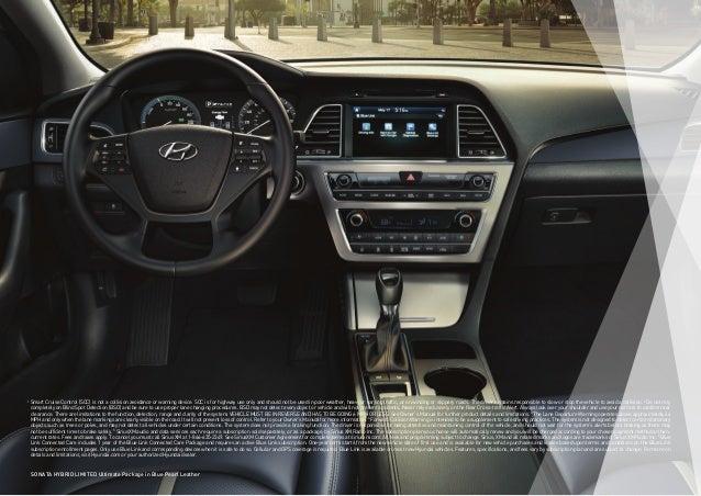 Hyundai Of St Augustine >> 2016 Hyundai Sonata Hybrid and Plug-in Hybrid Brochure ...