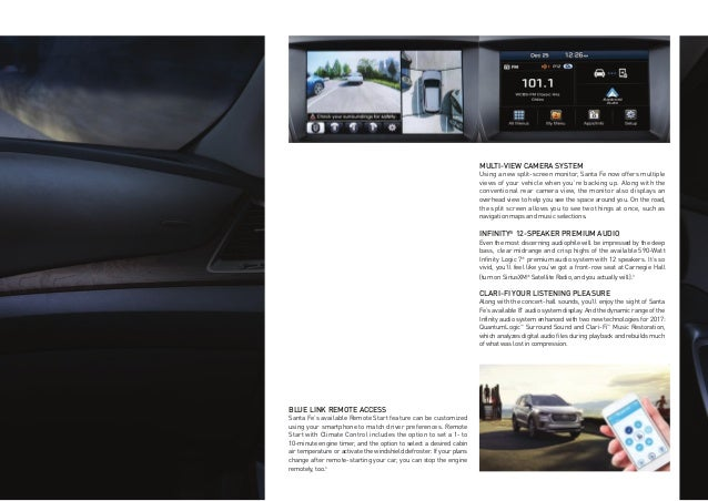 Hyundai Of St Augustine >> 2016 Hyundai Santa Fe Brochure | Jacksonville Area Hyundai