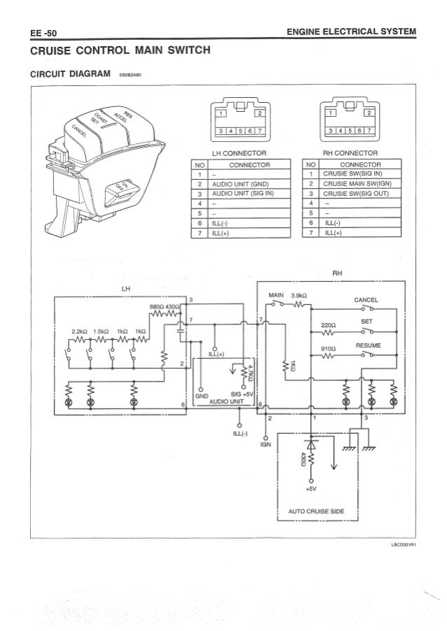 hyundai sonata nf 2005 2013 engine electrical system Wiring Diagram For Ford Pickup accel switch 50 ee so engine electrical