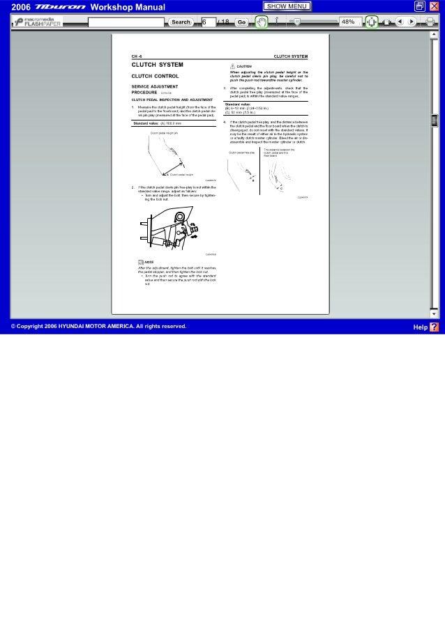 1995-2004 hyundai accent elantra sonata tiburon service manual cd.