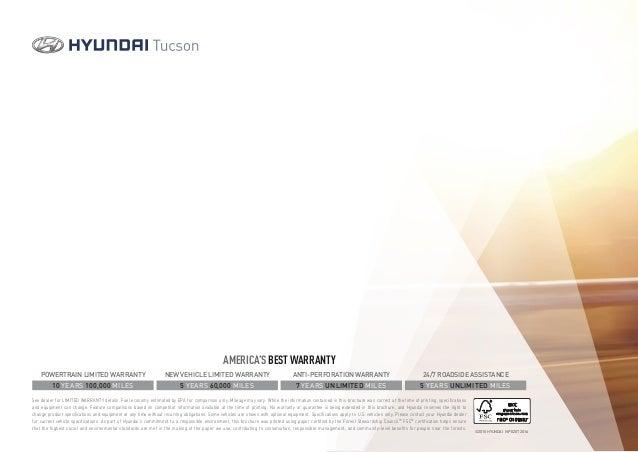 2016 hyundai tucson brochure pdf
