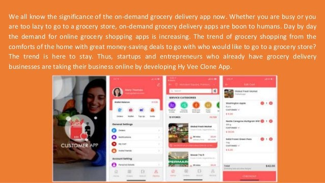 We all know the significance of the on-demand grocery delivery app now. Whether you are busy or you are too lazy to go to ...