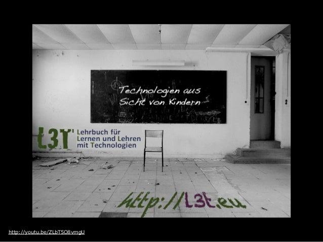 Barbecue Typologie Lehrbuch für Lernen und Lehren mit Technologien (L3T);  Kapitel: Einführung
