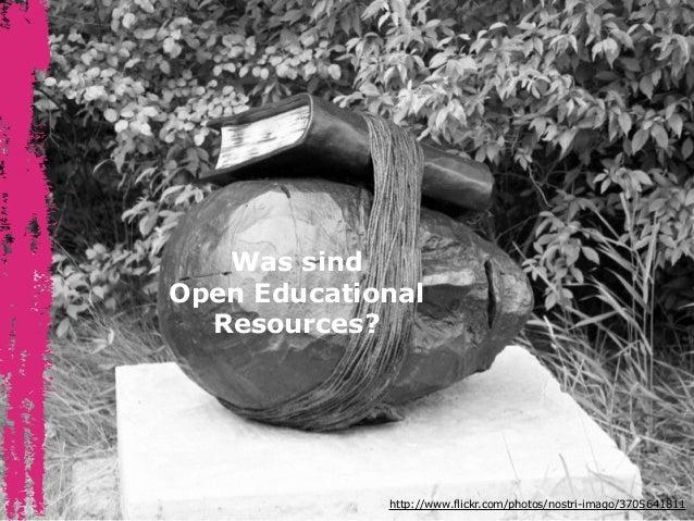 http://openlearn.open.ac.uk/ http://wikieducator.org