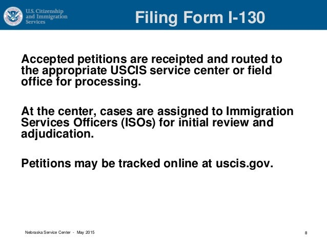 Form I-130 Petition for Alien Relative