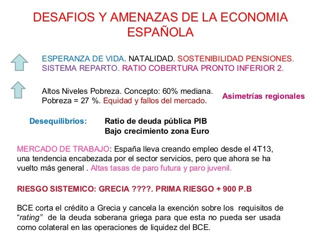 Conferencia de D. José Manuel Farfán: Situación actual y perspectivas de la Economía Española